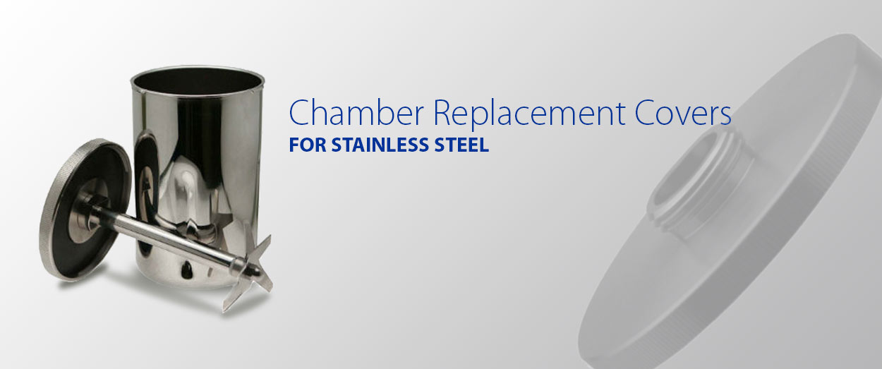For Stainless Steel Chambers