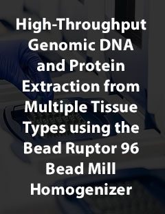 Bead Ruptor 96 Application Note